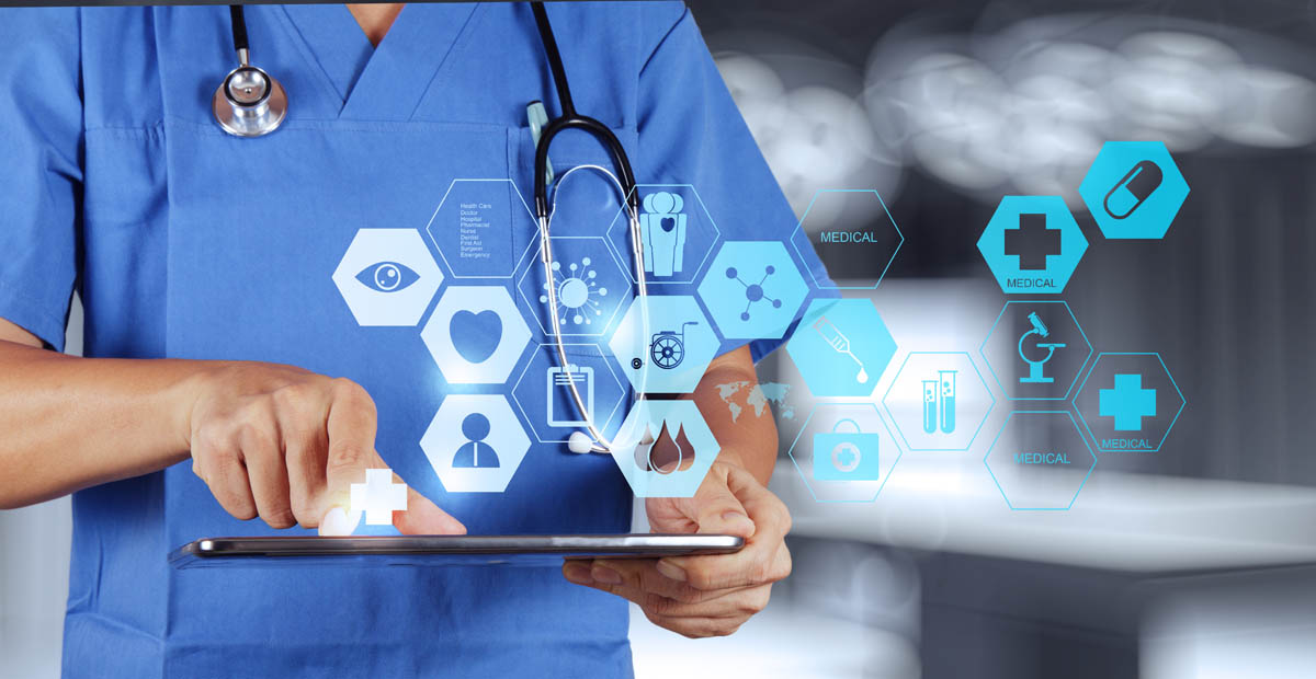 information technology in the health care